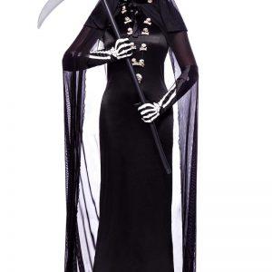 80126 002 XXX 00 300x300 - Komplet pustni kostum smrt Lady Death AX-80126
