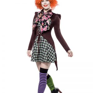 80136 071 XXX 00 300x300 - Zabavni komplet kostum Klobučarke Insane Hatter AX-80136