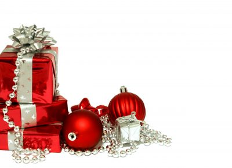 Božični in novoletni okraski