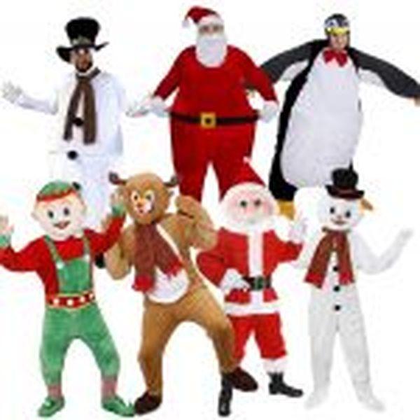 Božične maskote