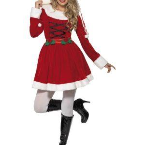 božični kostum