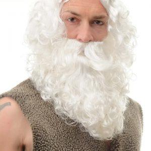 VK 6095AB P68J028 300x300 - Lasulja za božička in brada  BOŽIČEK  dedek mraz set  VK-6095A+B