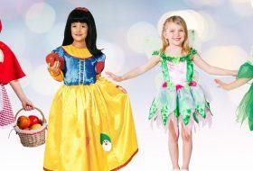 prodaja pustnioh kostumov deklice